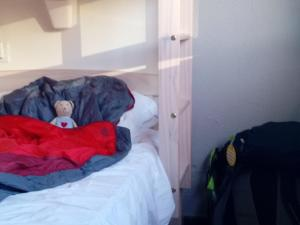 A bed or beds in a room at Santander Central Hostel