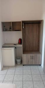 A kitchen or kitchenette at Panorama