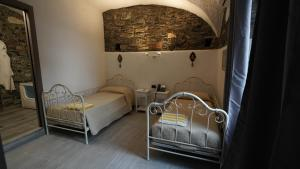 A bed or beds in a room at Stella Maris Resort