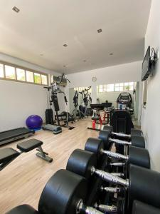 The fitness center and/or fitness facilities at Argo Boutique Hotel