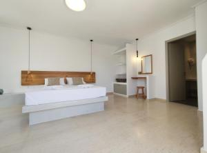 A bathroom at Hotel Proteas