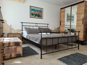 Letto o letti in una camera di Bed and Breakfast Villa Klaic