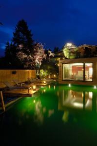 Бассейн в Hotel Moserhof или поблизости