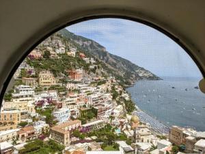 Vista aerea di Casa Giovanna Positano