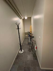 Kylpyhuone majoituspaikassa Riihijärven Matkaparkki