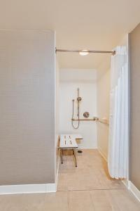 A bathroom at Holiday Inn Express Hotel & Suites Fisherman's Wharf, an IHG Hotel