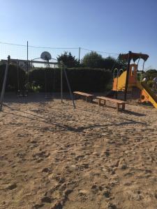 Aire de jeux pour enfants de l'établissement ALINOA