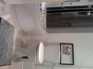 Łazienka w obiekcie Apartament Dana