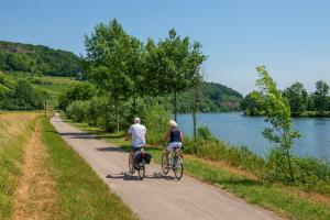 Biking at or in the surroundings of Mühlenthalers Park Hotel