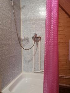 Ванная комната в Тимофеевская усадьба