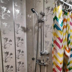 Ванная комната в Гостевой дом Удачный