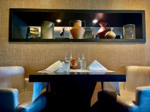 Een restaurant of ander eetgelegenheid bij Van der Valk Hotel Groningen Zuidbroek