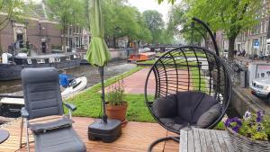 Houseboat Prinsengracht