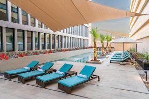 A piscina localizada em Park Inn by Radisson, Riyadh ou nos arredores