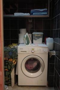 Ванная комната в Chillout Lya Hostel & Lounge
