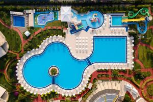 A view of the pool at Miracle Resort Hotel or nearby
