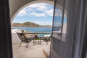 Balcone o terrazza di Hotel Senia - Onar Hotels Collection