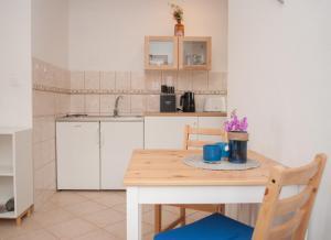 Cucina o angolo cottura di Apartments Dilk