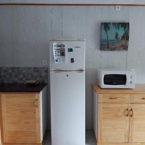 A kitchen or kitchenette at raihei location3
