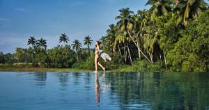 The swimming pool at or close to Alila Diwa Goa - A Hyatt Brand