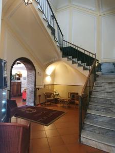 Cucina o angolo cottura di Hotel Fiorentina