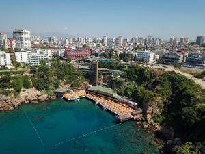 A bird's-eye view of Bilem High Class Hotel