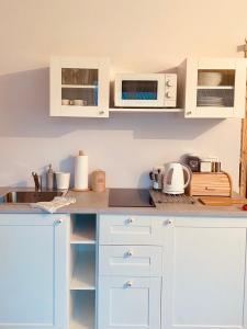 Kuchnia lub aneks kuchenny w obiekcie ROZTOKI Four Seasons