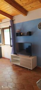 A television and/or entertainment centre at dgs palinuro