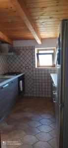 A kitchen or kitchenette at dgs palinuro