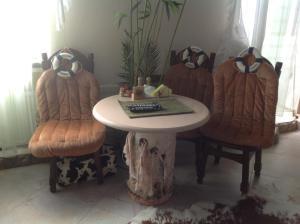 Гостиная зона в Апартаменты в Умани