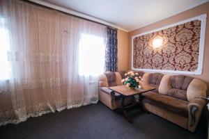 Гостиная зона в Клеопатра Отель