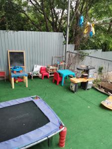 Детская игровая зона в Гостевой дом Лиза