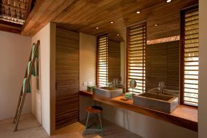Ett kök eller pentry på Hotel Escondido - Adults Only