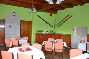 Restaurace v ubytování Penzion pod Severákem
