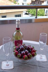Drinks at Hotel Raffaello