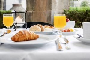 As opções de pequeno-almoço disponíveis para os hóspedes de Convento Sao Paulo - Hotel Rural