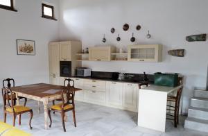 Cucina o angolo cottura di Alla Pieve
