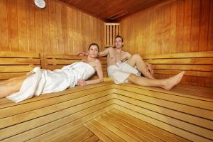 Gostje med bivanjem v nastanitvi Villa Adriatic - Hotel & Resort Adria Ankaran