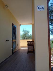 A balcony or terrace at Buenavistasurfmed