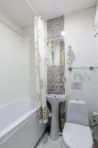 Ванная комната в Отель Элемент