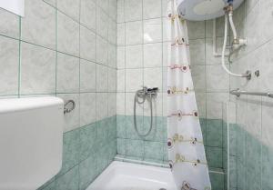 Kúpeľňa v ubytovaní Kosta House