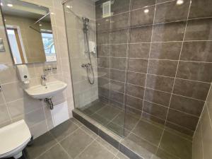 Ванная комната в АМАКС Отель Омск