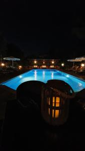 The swimming pool at or close to Agrili Apartments & Rooms