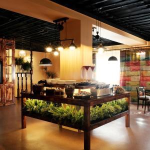 Ресторан / где поесть в Jenavi Club Hotel