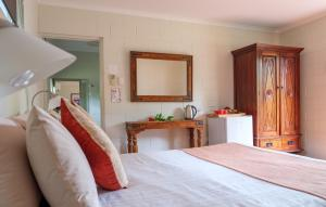 A bed or beds in a room at The Station at El Questro