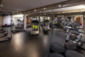 Fitnesscentret og/eller fitnessfaciliteterne på Comwell Klarskovgaard