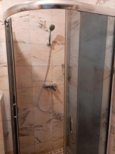 Łazienka w obiekcie Amber House