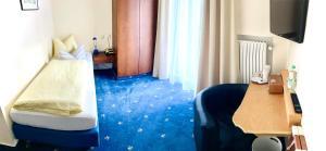TV/Unterhaltungsangebot in der Unterkunft Hotel Sonnenspitz ***
