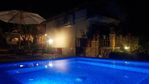 Басейн в или близо до The 1st Guest House in Kyustendil - Guest Villa - Casa Rosa - Suitable for Families, Friends, Relax, Sport Enthusiasts and Travel Addicts