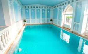 Bazén v ubytování Hotel Styria nebo v jeho okolí